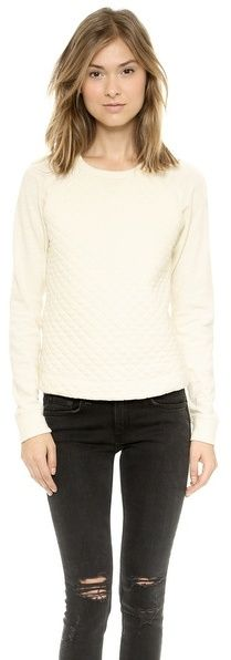 Rag Bone/JEAN Rein Pullover is on sale now for - 25 % !