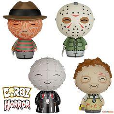 Toy Art, Freddy Krueger, Horror, Cinema, Vinyl Figures, Funko Pop, Movie Tv, Tv Series, Toys