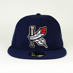 3011e504e45 Kinston Indians MiLB Onfield Collection 59fifty