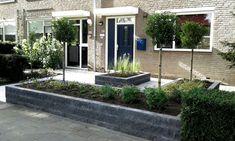 backyard design – Gardening Tips Backyard Garden Design, Balcony Garden, Backyard Landscaping, Dream Garden, Home And Garden, Front Yard Patio, Outside Bars, Concrete Planters, Outdoor Rooms