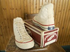 Vintage Made in USA Converse Chuck Taylor All by theconartist, $1000.00