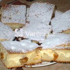 Fotografie receptu: Rychlý koláč s tvarohem