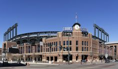 Out and About in Denver: Opening Day at Coors Field