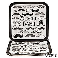 Mustache Party....next on the agenda!