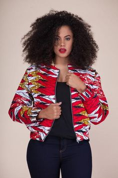 Latest collection of the best and trendy ankara jackets and ankara blazers styles there are out there. DO you love ankara blazers and jackets styles. African Fashion Ankara, Latest African Fashion Dresses, African Dresses For Women, African Print Dresses, African Print Fashion, Africa Fashion, African Attire, African Wear, African Style