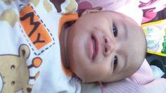 Baby Ilyas pulang kampung #myfirsiedmubarok