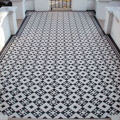 Victorian floor tiles | geometric floor tiles | Little Tile Company | UK