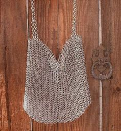 Leather and Chainmail Armor | Scott Helmke - Chainmail Armor & Jewelry