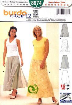 P55 8974 ŠATY - ŠATY STŘIHY Couture, Sewing, Skirts, Fashion, Moda, Dressmaking, Fashion Styles, Stitching, Skirt