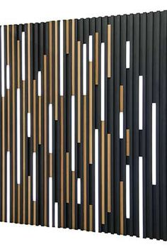 Timber Cladding, Wall Cladding, Cafe Interior Design, Interior Walls, Wooden Wall Art, Wood Wall, Gate Design, House Design, Compound Wall Design