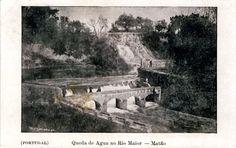 Escadinhas do Rio Maior (Antiga represa da primitiva central elétrica) - Rio Maior | Portugal