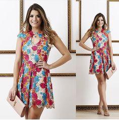#vestido #flowers #firenze #newcollection @arianecanovas www.imperiostoreriopreto.com✔️