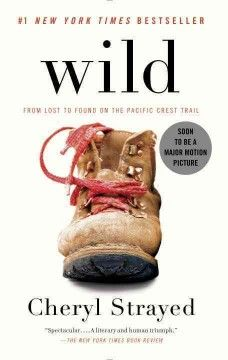 DEC. 2014. A powerful, blazingly honest, inspiring memoir: the story of a 1,100 mile solo hike that broke down a young woman reeling from catastrophe--and built her back up again.