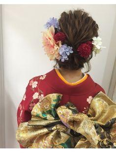 ゴローロハススタイル(GORO LOHAS STYLE)aya arrange★着物arrange