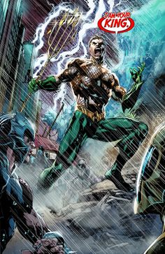Warner Bros. Animation Planning An AQUAMAN Feature?