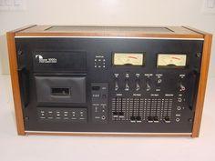 Vintage Nakamichi 1000 ii 1000ii 3 Head Cassette Tape Recorder Deck