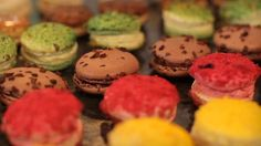 Video of the Best Macarons Outside Paris