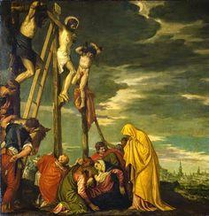 Spe Deus: Cristo crucificado
