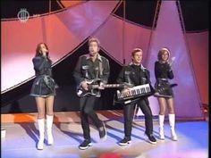Parkett - Csók x csók (Zeneszombat 1999)