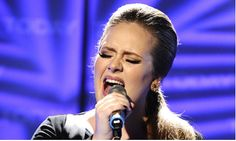Adele- such passion in her voice