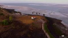Segunda prévia (vídeo completo na segunda-feira). Casa da Ponta do Cocal #photography #nature #beach #amazonia #pará #salinas #dji #phantom3 #droneshot #montereylocals #salinaslocals- posted by Roberto Cezar https://www.instagram.com/robertoc3z4r - See more of Salinas, CA at http://salinaslocals.com