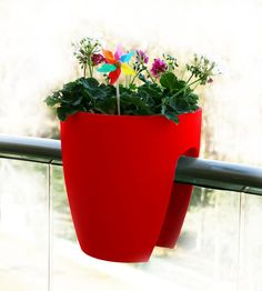 Green thumbs, here's another one for you! If you've ran out of room to place plants in your home, then having a railing planter may help you to expand your nursery! These particular types of planters are unique in that they help...