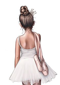 Ballet Drawings, Dancing Drawings, Ballerine Vintage, Ballerina Illustration, Boris Vallejo, Dance Decorations, Ballerina Art, Ballet Pictures, Red To Blonde