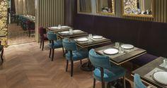 7 Luxurious Restaurant Interiors That Will Make You Want To Travel luxurious restaurant interiors | hotel interior design | travel inspiration #luxurious restaurant interior #hotel interior design #travel inspiration For more inspirations visit https://brabbu.com/blog/2017/06/7-luxurious-restaurant-interiors-that-will-make-you-want-to-travel/