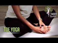 Toe Yoga | Yoga Exercises For Toes | Yogalates With Rashmi Ramesh | Mind Body Soul - YouTube