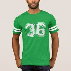Number 36 (1-99) T-Shirt - birthday diy gift present custom ideas
