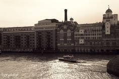 Photo taken from the Tower Brigde. For more photo from our trip to London visit my blog: http://tygrysiaki.pl/