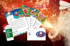 Personalised Santa Letter & Text