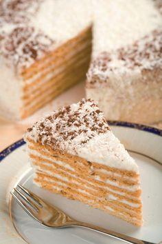 Peštanska čudo torta