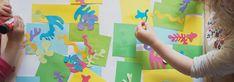 Arte para niños: Matisse y dibujar con tijeras