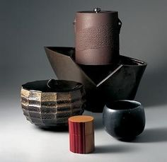 Exhibition About the Tea Ceremony —A Viewpoint on Contemporary Kôgei (Studio Crafts)