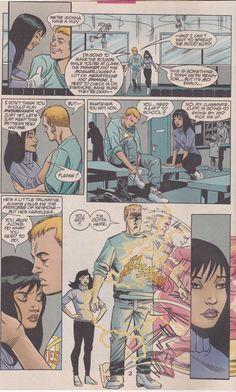 Flash # 189 | Written by Geoff Johns, pencils by Rick Burchett