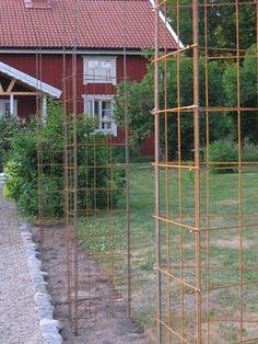 Garden Arches, Green Rooms, Green Garden, Edible Garden, Trellis, Outdoor Gardens, Outdoor Living, Pergola, Outdoor Structures