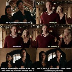 "#TVD 8x07 ""The Next Time I Hurt Somebody, It Could Be You"""