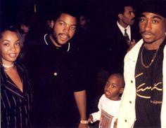Ice Cube & 2pac