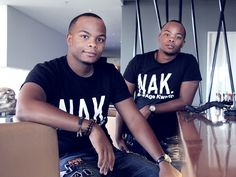 Major League DJz (twins Bandile and Banele Mbere)