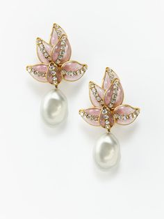 IF ONLY I could find these vintage Chanel earrings...And then, IF ONLY I could afford them. :-)