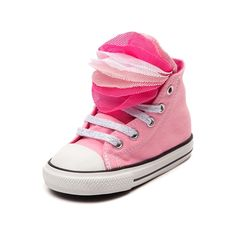 cb20bdea8d59 Shop for Toddler Converse All Star Hi Party Athletic Shoe in Cotton Candy  at Journeys Kidz