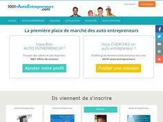 1001 Auto entrepreneur