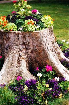 Красиви идеи за двора и градината | Art senses – артистични идеи за интериор и градина