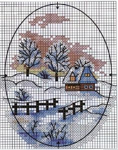 Thrilling Designing Your Own Cross Stitch Embroidery Patterns Ideas. Exhilarating Designing Your Own Cross Stitch Embroidery Patterns Ideas. Cross Stitch House, Xmas Cross Stitch, Cross Stitch Cards, Cross Stitching, Cross Stitch Embroidery, Counted Cross Stitch Patterns, Embroidery Patterns, Cross Stitch Christmas Ornaments, Christmas Embroidery