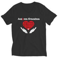Autism Grandma Shirts