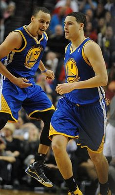 Golden State Warriors: Return Of The Splash Brothers
