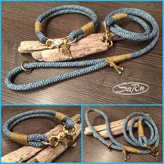 #dog#dogleash #dogcollar #collar #paracord #halsband #leine #tau#tauhalsband #tauleine http://dogcoachinggenius.com/category/dog-training-obedience/