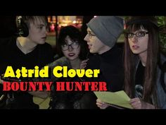 Astrid Clover - Bounty Hunter