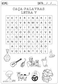 Criar Recriar Ensinar First Grade, Literacy, Education, Words, Blog, Preschool Literacy Activities, Activity Books, Letter E Activities, Collective Nouns